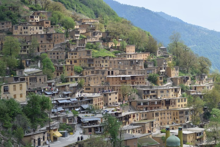 mountain town, hiking, travel