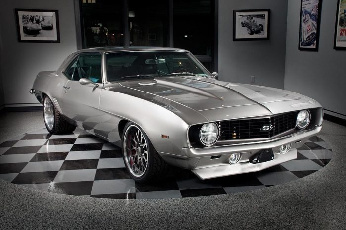 1969 Camaro SS! Add it to the list!