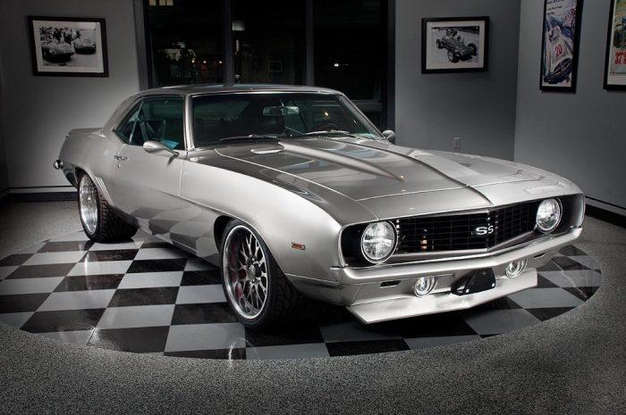 1969 Camaro SS! Add it to the list!