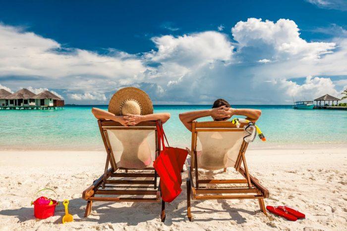 paradise, vacation, beach, sand