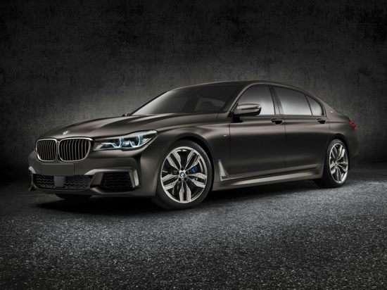 BMW M760 v12