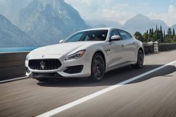 Maserati! Add it to the list