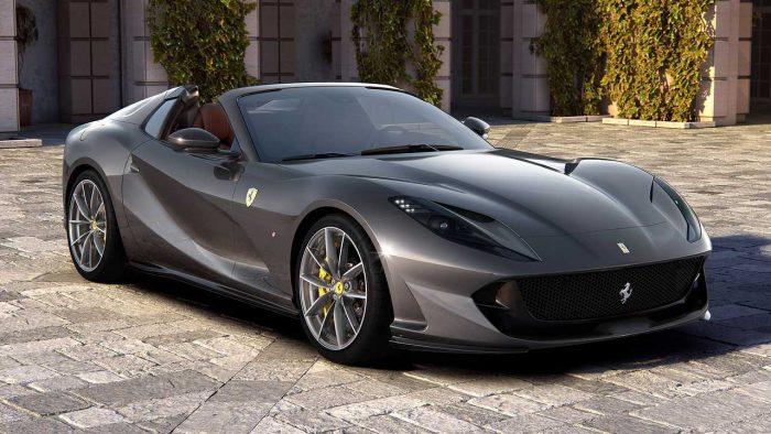 Ferrari! Add it to the list!