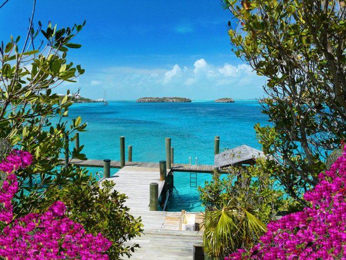 Tropics, vacation, paradise