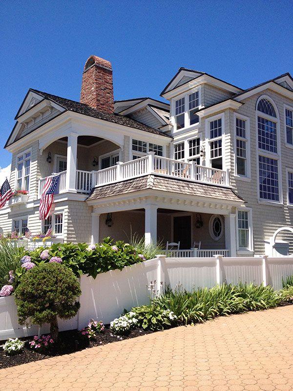 Beautiful house, balcony