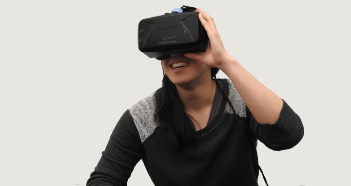 Virtual reality, vision