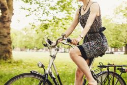 Bike rides, fresh air, exercise