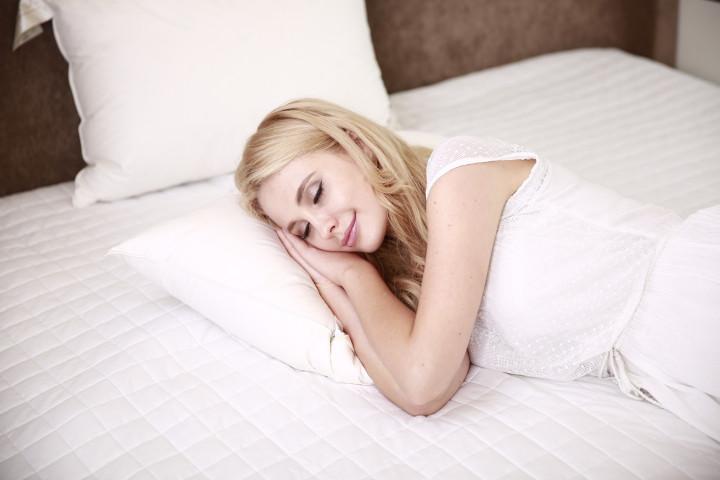 sleep, peaceful, bed, rest