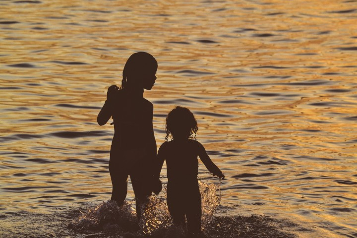 family, lakes, water, kids, beach
