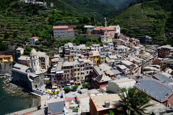 beautiful mountain town, fresh air, historic