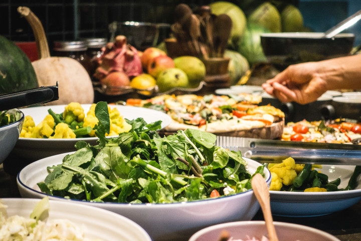 healthy, eating, vegetables, fruit
