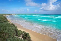 Cozumel, beach, relaxation