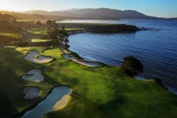 Pebble beach! Add it to the list!