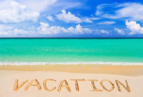 Vacation, beach, warm weather