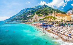 Amalfi coast Italy! Add it to the list!