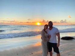 Punta Cana, Dominican Republic, vacation, sunrise, ocean, beach