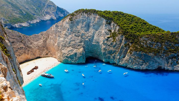 Greece! Add it to the list!
