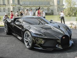 Most expensive Bugatti! Add it to the list!