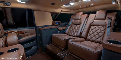 Becker automotive custom Escalade