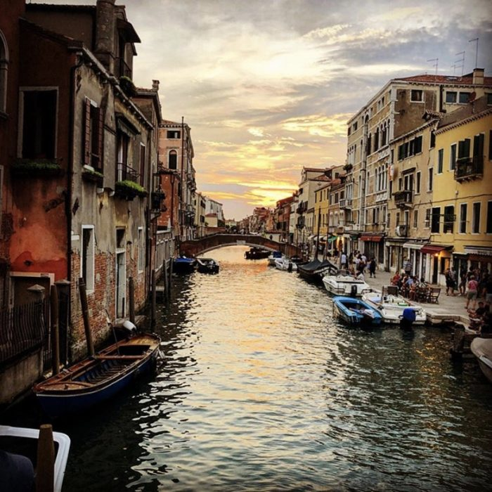 Venice, Italy, romantic, water, boats, best vacation spot