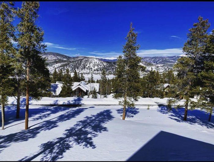 Breckinridge, Colorado, mountains, peaceful, vacation