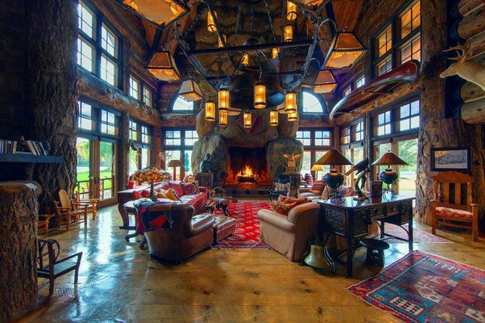 Savannah mansion! Add it to the list!