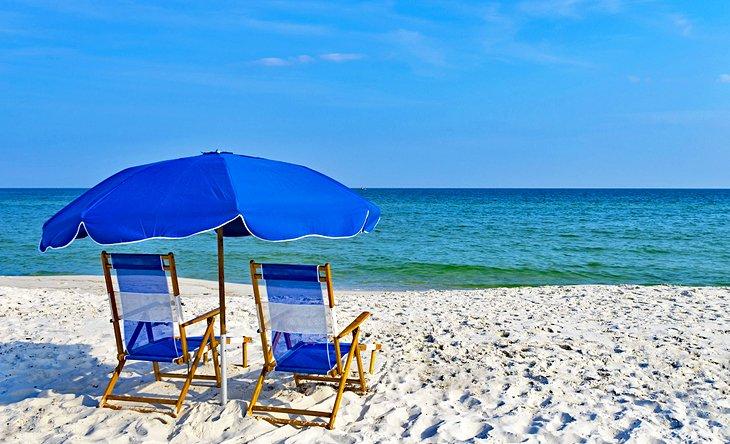 Beach, water, warm weather