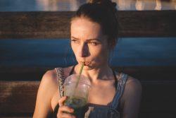 Reflecting, healthy, happy, healthy drinks