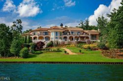 Beautiful waterfront mansion! Add it to the list!