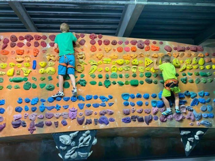 Climbing, learn to climb, Rick climb, sport
