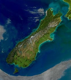 New Zealand! Add it to the list!