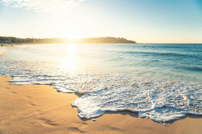 Beach, vacation, warm weather, sand