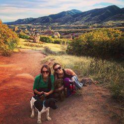 Ken Caryl Valley, Colorado, hiking, beautiful, mountains, colorful