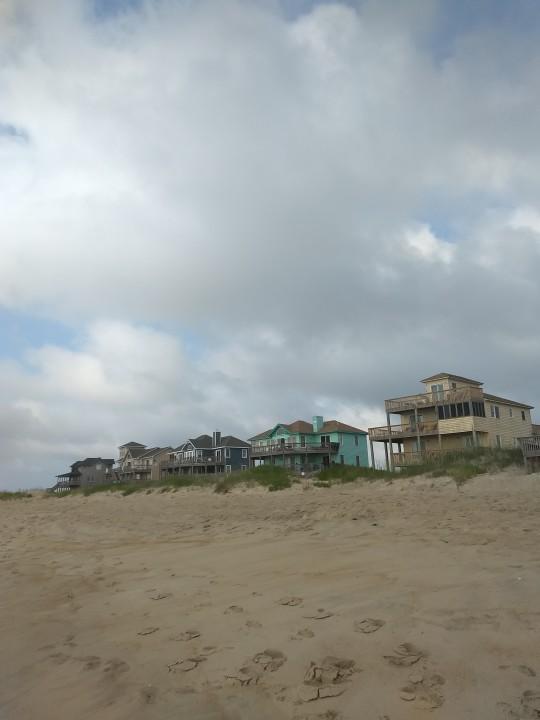 beach house, property