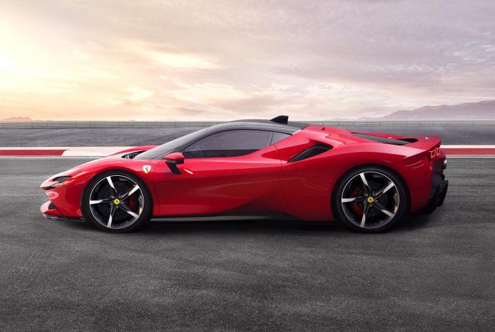 New Ferrari. Yes please