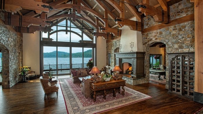 Beautiful home on the water! Add it to the list!
