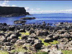 Giants Causeway, Ireland, favorite places, beautiful, vacation ocean