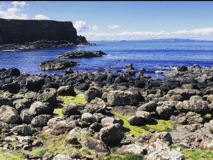 Giants Causeway, Ireland, favorite places, beautiful, vacation ocean