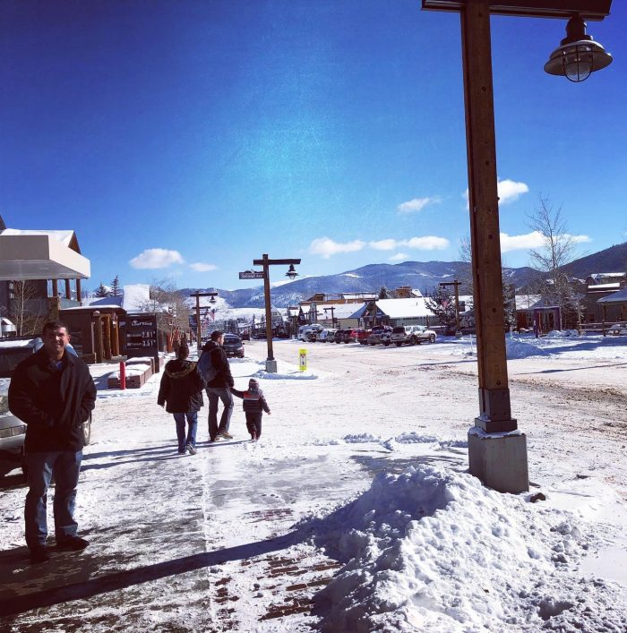 Frisco, Colorado, mountains, weekend getaway
