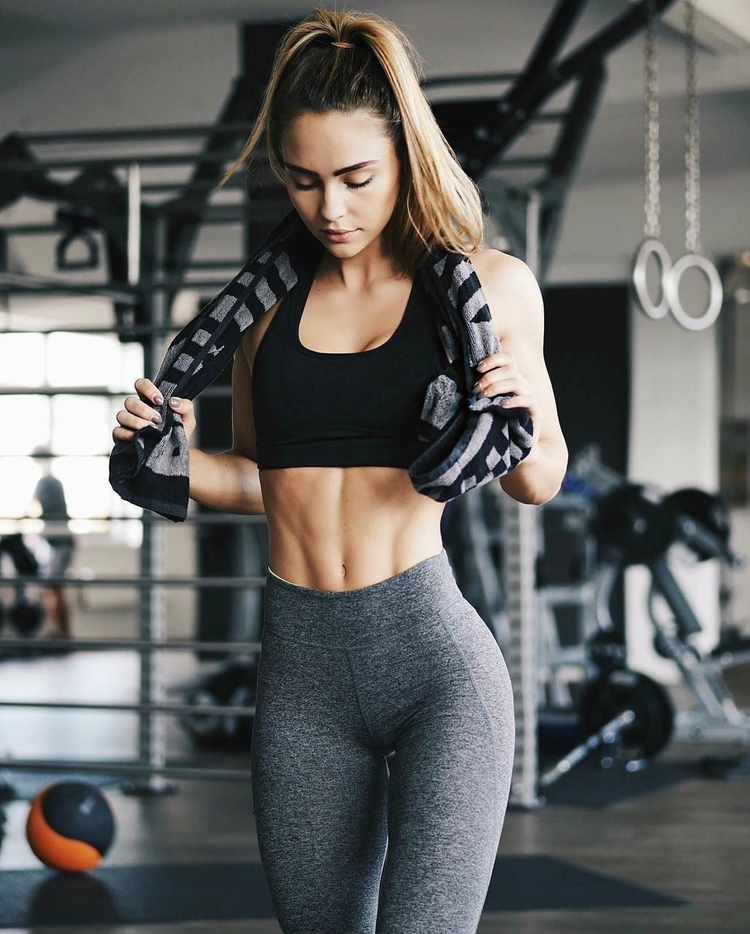 Fitness, goals, women, working out, gym, lifting