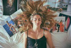 Fashion, dreaming, magazines