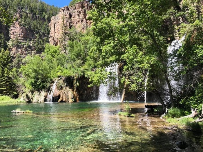 Hanging Lake, Colorado, waterfall, breathtaking!!