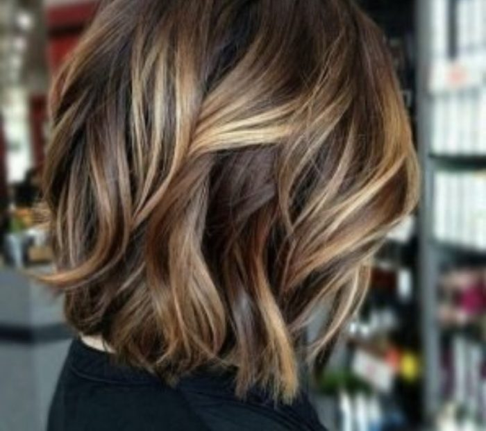 Medium hair color, beauty, time for change