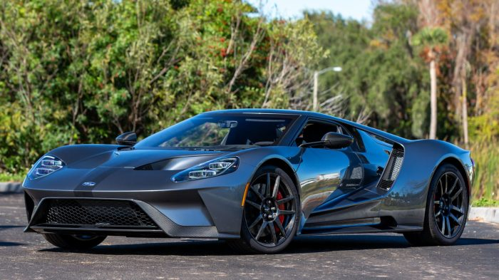Ford GT!Add it to the list!