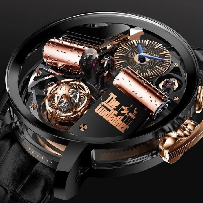 Jacob & Co watches! Add it to the list!