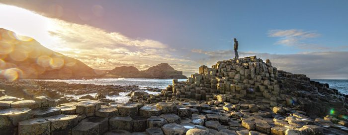 Giants Causeway in Ireland, another one of my favorite places! Ocean, magical, spiritual vacation