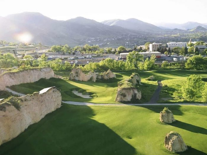 ⛳️ Fossil Trace – Golden, CO