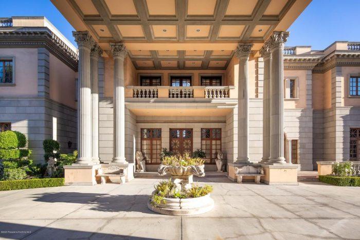 My California Mansion