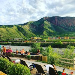 Glenwood Springs, Colorado, hot springs