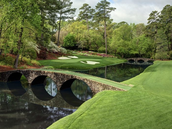 ⛳️ Augusta National – Augusta, Georgia